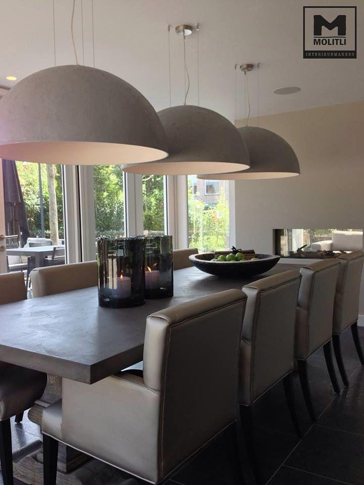 25 beste idee n over keuken hanglamp op pinterest hanglampen kookeiland verlichting en - Woonkamer en eetkamer ...