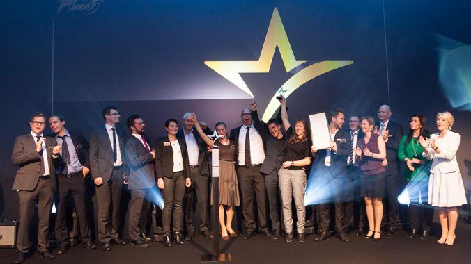 Orkla Growth Award to Orkla Foods Norge