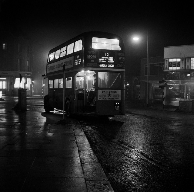FOREST HILL LONDON BUS 1960 | Flickr - Photo Sharing!