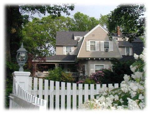 Along Coastal Route 1A Romantic York Maine Inn at Tanglewood Hall B, York Harbor, Maine Bed & Breakfasts - RealAdventures