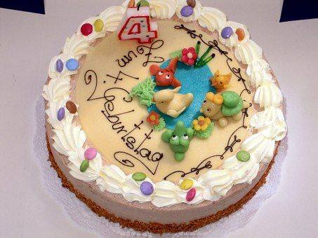 Birthday cake for kids.. #birthday #cake #kids #mom
