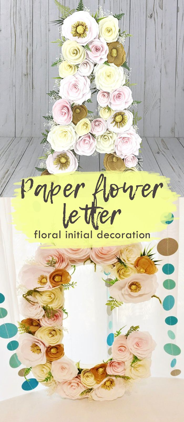 490 best DIY Paper Flowers images on Pinterest   Paper flowers ...