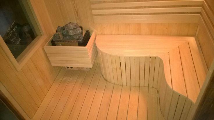 Sauna son hali