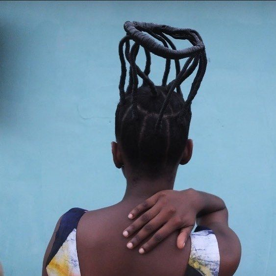 African Threading Irun Kiko Tutorials by Designer Busayo Olupona