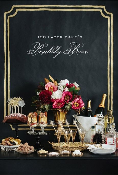 bubbly bar for brunch?