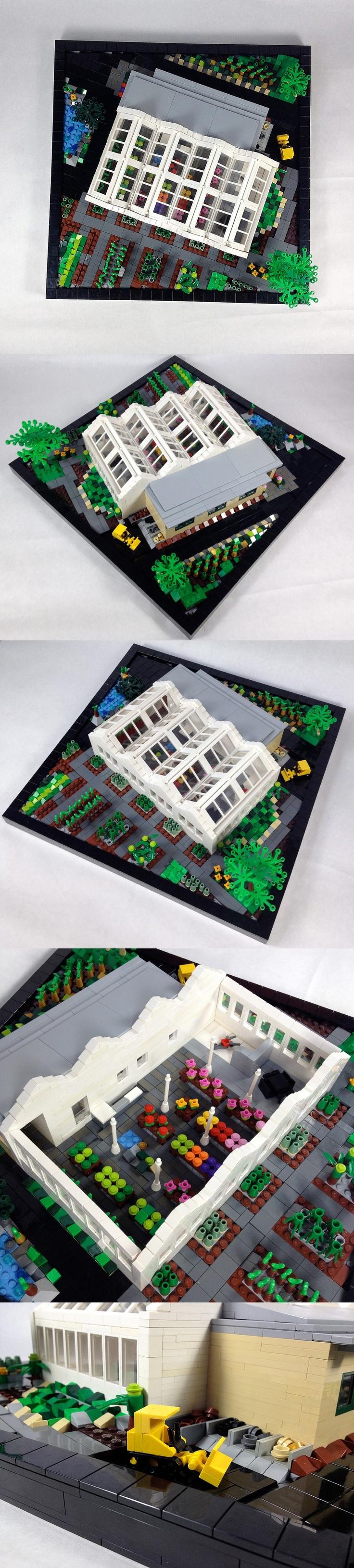 LEGO Greenhouse