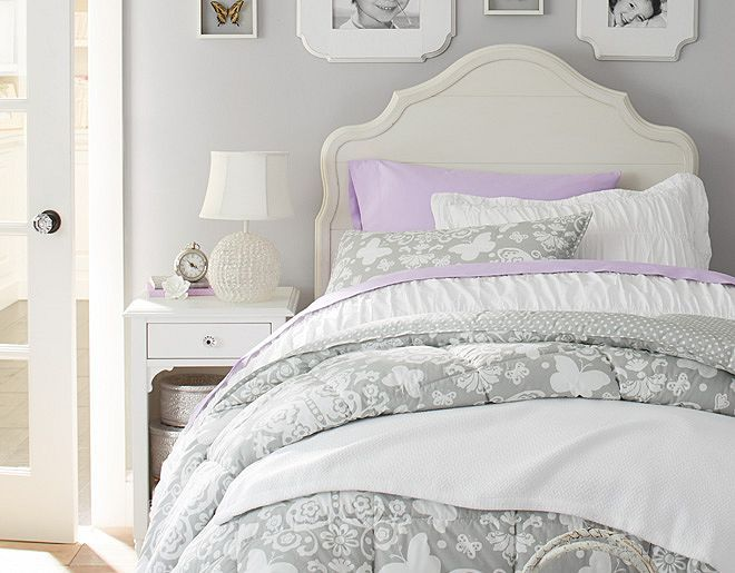 Girls' Bedrooms They Won't Outgrow