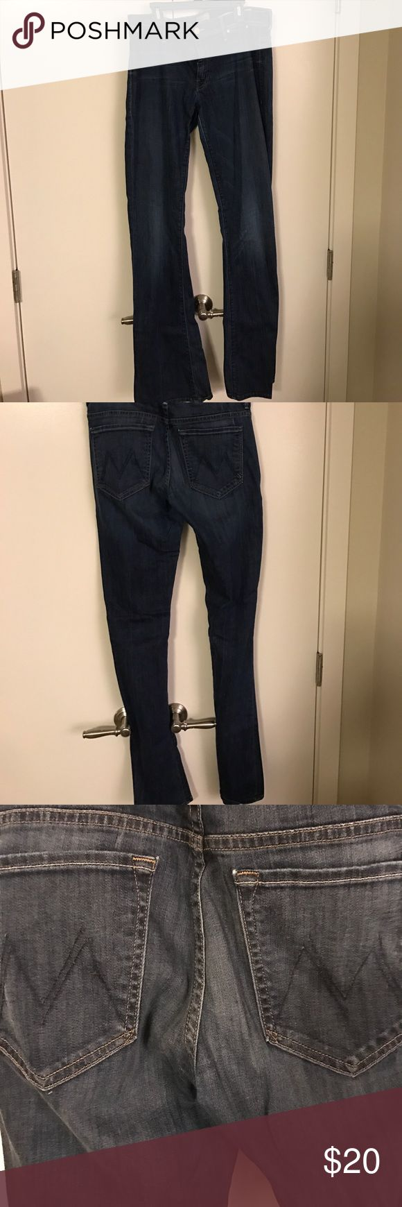 Not your mothers jeans jean Not your mothers brand flare jean. Slight stretch. Size 31 with 34 inch inseam. Worn less than 5 times. Very flattering. Jeans Flare & Wide Leg
