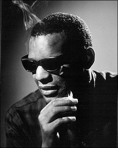 Ray Charles - One of the first artist, black or white, to earn $1 per song sold.  Compare this to most Soul-singers and R and B artist receiving $0.06 per song sold.