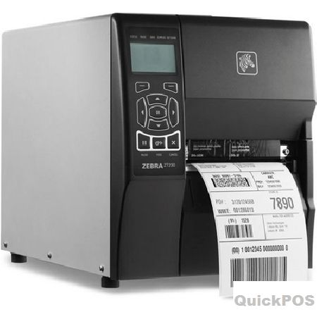 The ZT200 Series offers two models—the ZT220 and the ZT230. Zebra's most affordable industrial printers, the ZT200 Series, incorporate extensive customer feedback and the learnings from legacy printers—creating innovative printers with a spacesaving design. Featuring Zebra's Link-OS environment, the ZT200 Series provides users with effortless setup, intuitive operation and ease of service and maintenance-POS equipment