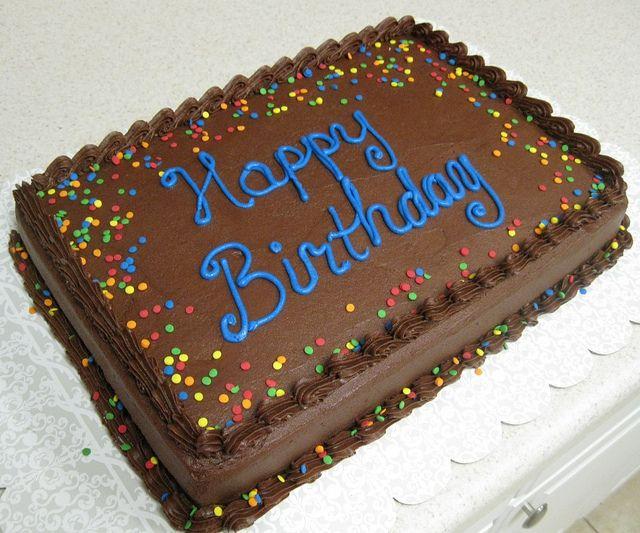 Best 25+ Birthday sheet cakes ideas on Pinterest 16 cake ...