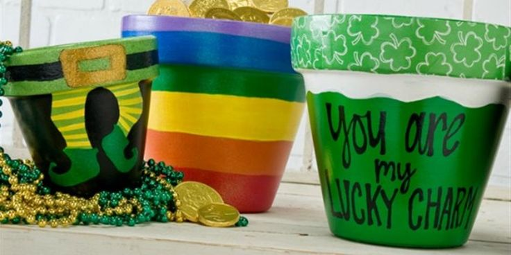 Get Lucky With Four DIY St. Patrick's Day Party Ideas