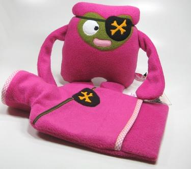 Pinkes Gesundheits Paket von tumult-berlin / Pink Health Packet by tumult-berlin