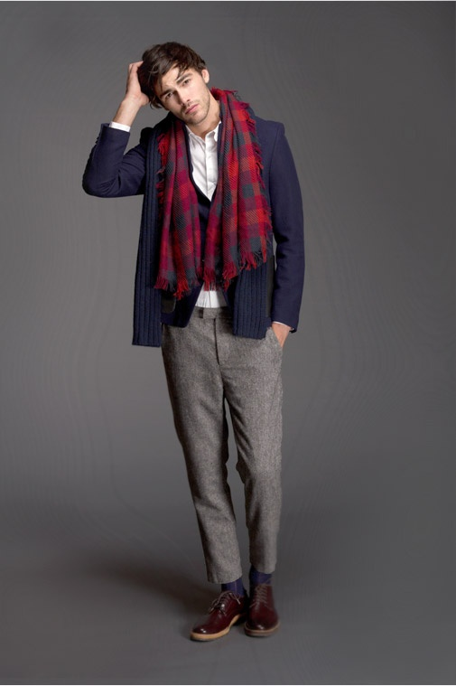 """Képtalálat a következőre: """"man scarf trend"""""""