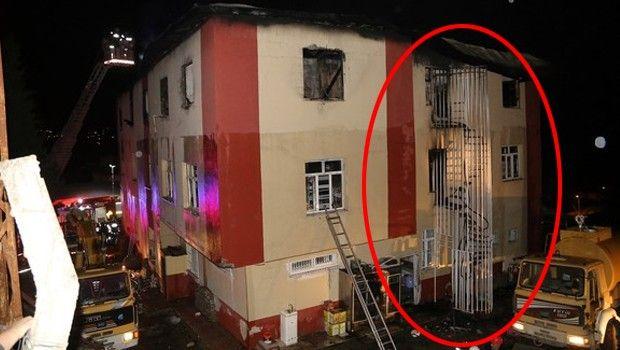 Adana daki Öğrenci Yurdunda Çıkan Yangında 11 Öğrenci ve Bir Eğitmen Hayatını Kaybetti!!  | yurtlarevimiz.com