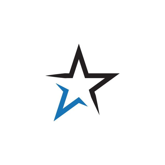 Star Logo Icon Graphic Design Template Vector Star Icons Logo Icons Template Icons Png And Vector With Transparent Background For Free Download Star Logo Design Star Logo Logo Design Creative