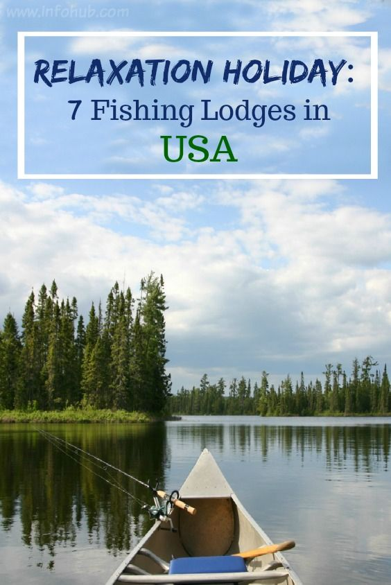 Fishing Lodges in USA : If you're a rookie fisherman or a city slicker seeking a break from the daily routine or a seasoned angler anxious to satisfy your passion, consider some of our tours to ensure an ultimate fishing vacation.