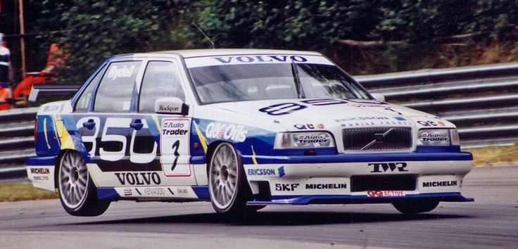Volvo 850 Saloon British Touring Car Championship