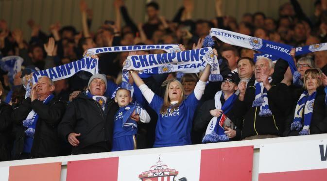 Bola : Latihan Riang Leicester, dari Gulat Sampai Wejangan Ranieri