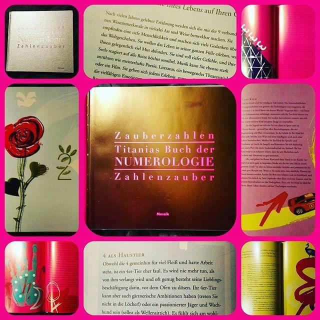 #jedentageinbuch Heute ist es ein sehr schön gestaltetes Numerologiebuch. Ich mag es und hole es immer mal wieder hervor. Egal ob man daran glaubt oder nicht, es ist ein wenig wie mit den horoskopen - Man erkennt sich und hat spaß daran. Egal ob als kind, hausnummer, partner oder tier - hier gibt es einiges über sich und andere zu entdecken. #numerologie #zahlenmystik #esoterik #wahrsagen #buch #sachbuch #gestaltung #buch #bookstagram #zukunft #persönlichkeit