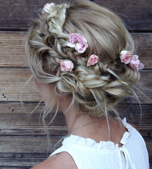 25 Best Ideas About Straight Wedding Hair On Pinterest: 25+ Best Ideas About Kids Wedding Hairstyles On Pinterest