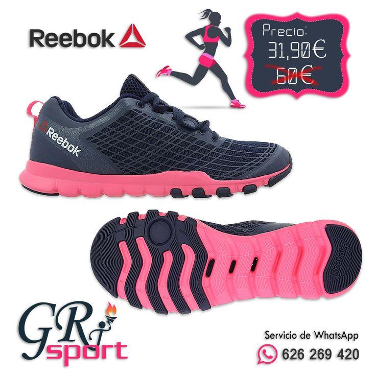 La zapatilla REEBOK EVERCHILL TRAIN WOMEN es una zapatilla de multideporte para mujer, para tus entrenamientos en el gimnasio o al aire libre, que proporciona una amortiguación y sujeción óptimas. Aprovecha las Rebajas de GrSport Azuaga!!
