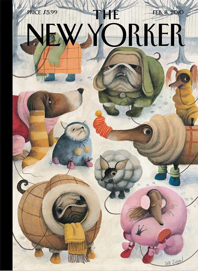 Vita da cani - Inverno sul New Yorker - Il Post