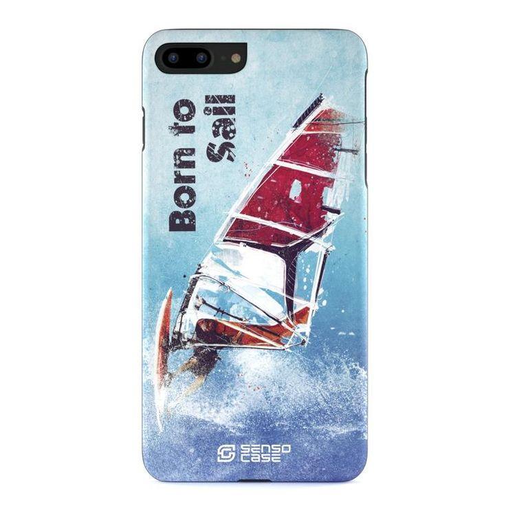 Windsurfing iPhone 7 Plus Sport Case Cover