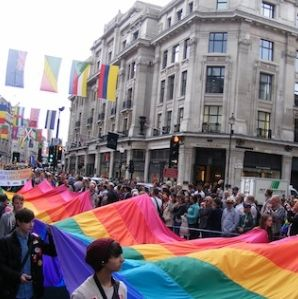 London: TUC agrees new principles for capital's gay pride festival