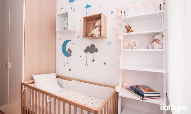 #proyectoserraiarola #iloftyou #interiordesign #ikea #barcelona #lowcost #babyroom #forhoja #enje #myvinilo #hjalmaren #gulliver