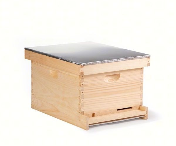 Little Giant 10 Frame Complete Bee Hive Littlegiant 10 Frame Little Giants Bee Keeping