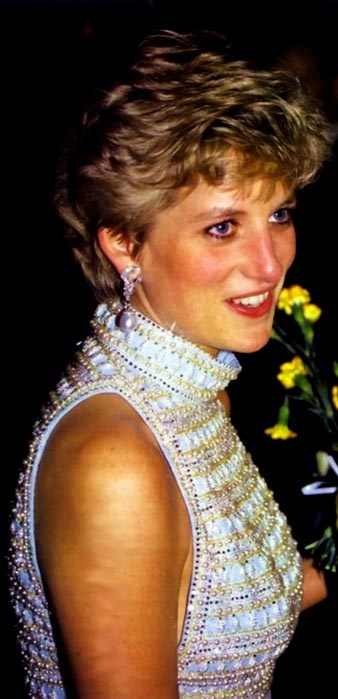Life of diana frances spencer also known as princess diana of wales