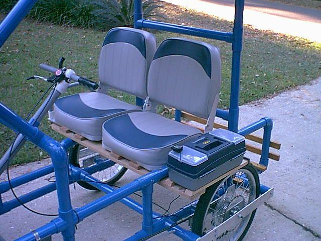 PVC 2 Person Bike « PVC Innovation