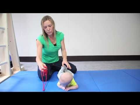"""Developmental Milestones """"Rolling From Tummy to Back Starts Around 2 to 5 Months"""" & more