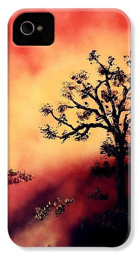 Way To The Light  IPhone 4 / 4s Case Printed with Fine Art spray painting image Way To The Light by Nandor Molnar (When you visit the Shop, change the orientation, background color and image size as you wish)
