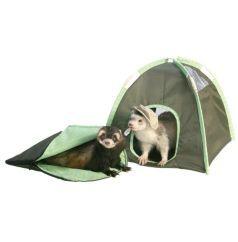 Tarvikkeet&Virikkeet : Marshall Ferret Camping Set