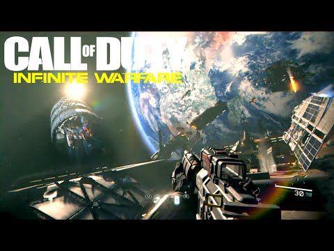 http://callofdutyforever.com/call-of-duty-gameplay/cod-infinite-warfare-primeira-gameplay-impressoes-iniciais/ - COD Infinite Warfare: PRIMEIRA GAMEPLAY - Impressões iniciais  Primeira gameplay de Call of Duty: Infinite Warfare, nada de Multiplayer ainda, apenas Campanha, mas já é o bastante para vermos um pouco mais da pegada do jogo. Para um game de ficção científica e com temática espacial ele parece bem promissor, para um Call of Duty… bom, aí depende do...