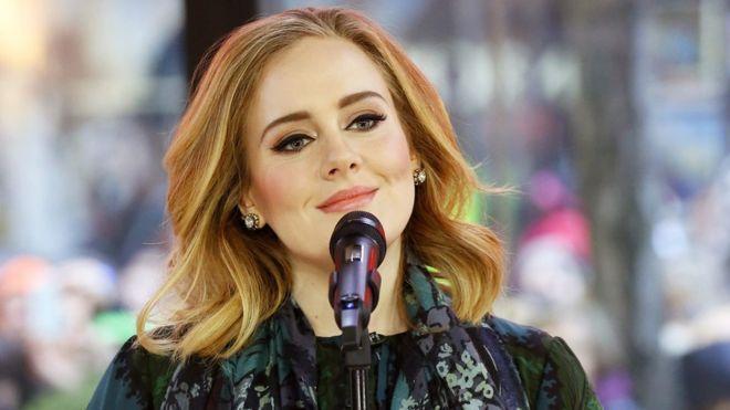Adele - HAIR want!