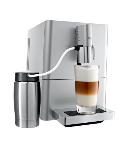 Jura ENA 9 Micro Super Automatic Espresso Machine for those who are seeking a smaller one with amazing built quality. This machine is small from it's siblings and makes perfect coffee drinks at home. Tags: #jura #super #automatic #espresso #mini