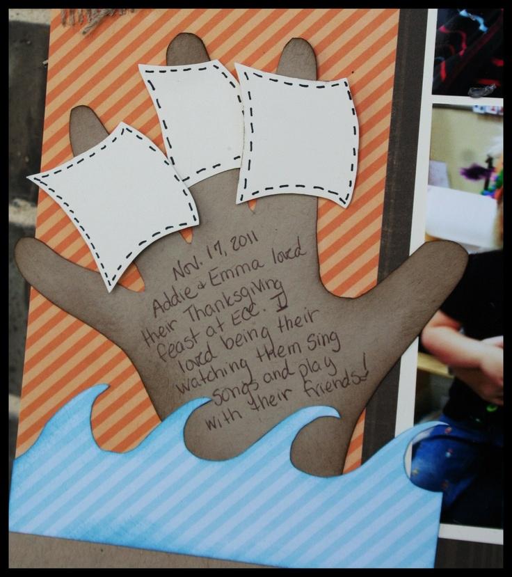 Kids Craft Don T Throw Away Thanksgiving