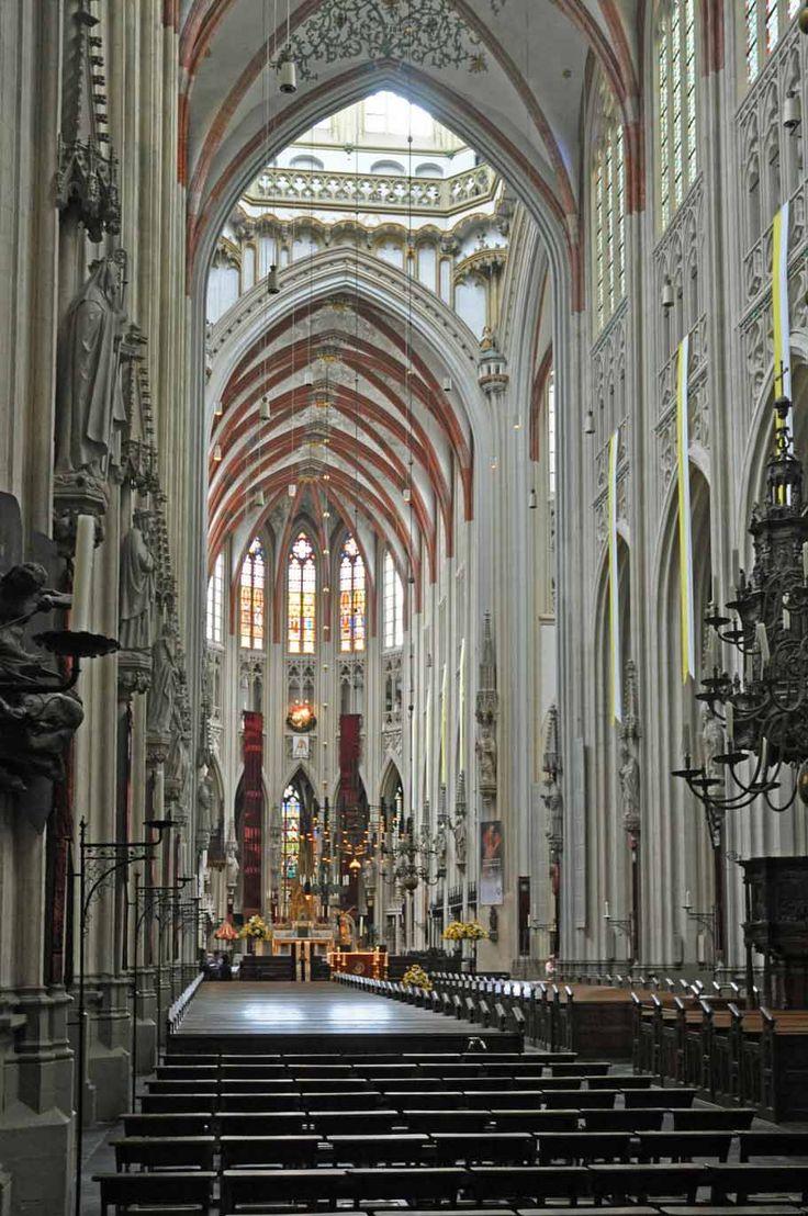 's-Hertogenbosch / Den Bosch (Noord-Brabant) - Sint Janskathedraal | Nederland | Netherlands | Niederlande | Pays-Bas