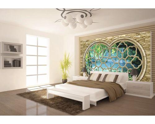 die besten 25 fototapete fenster ideen auf pinterest kupferdraht art h ngendes kunstwerk und. Black Bedroom Furniture Sets. Home Design Ideas