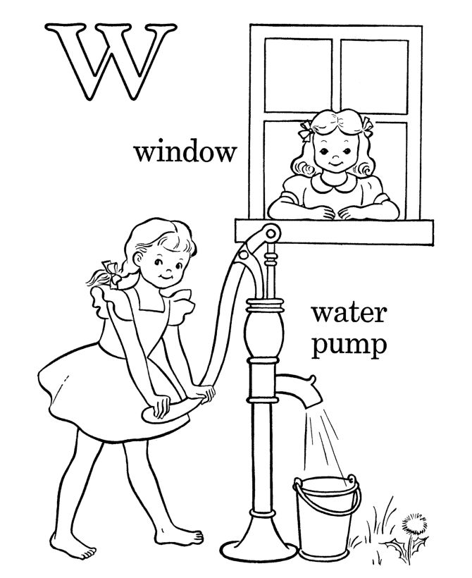 24 best images about coloring pages abc 123 on pinterest