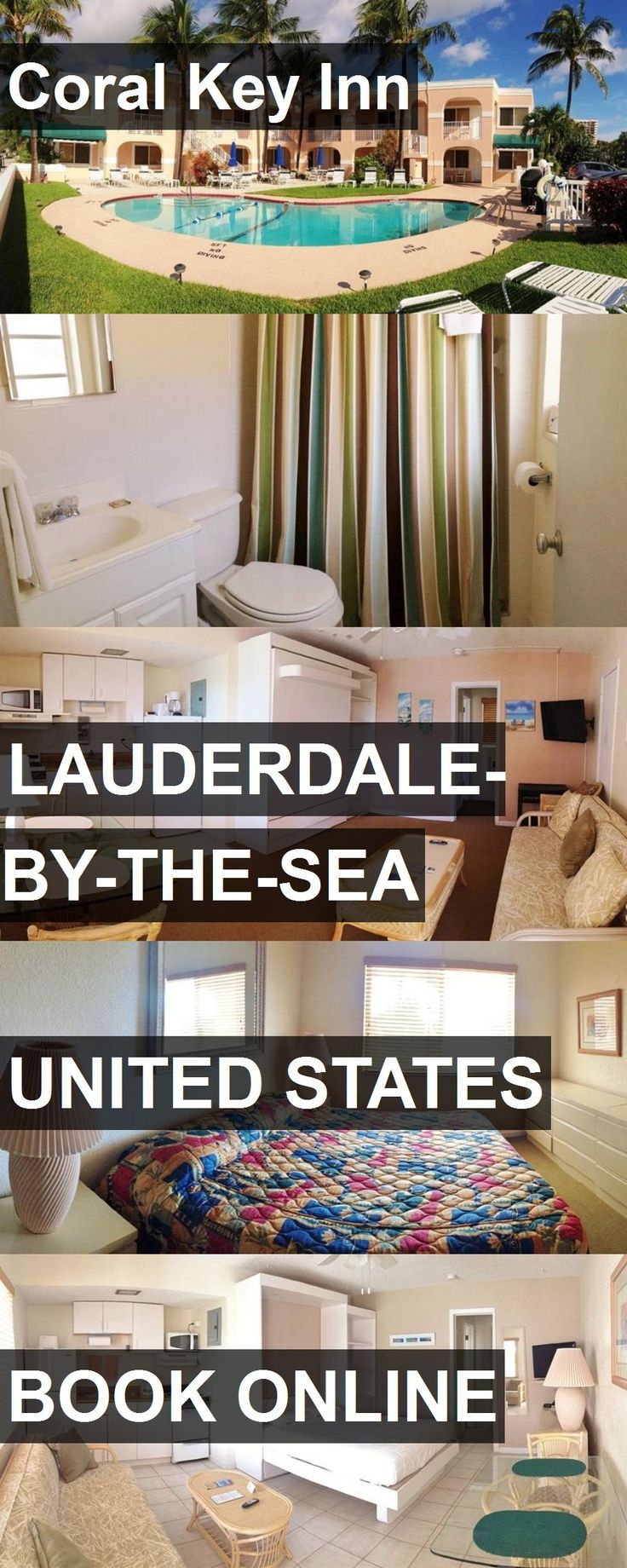 Hotel Coral Key Inn in Lauderdale-By-The-Sea, United States. For more information, photos, reviews and best prices please follow the link. #UnitedStates #Lauderdale-By-The-Sea #travel #vacation #hotel