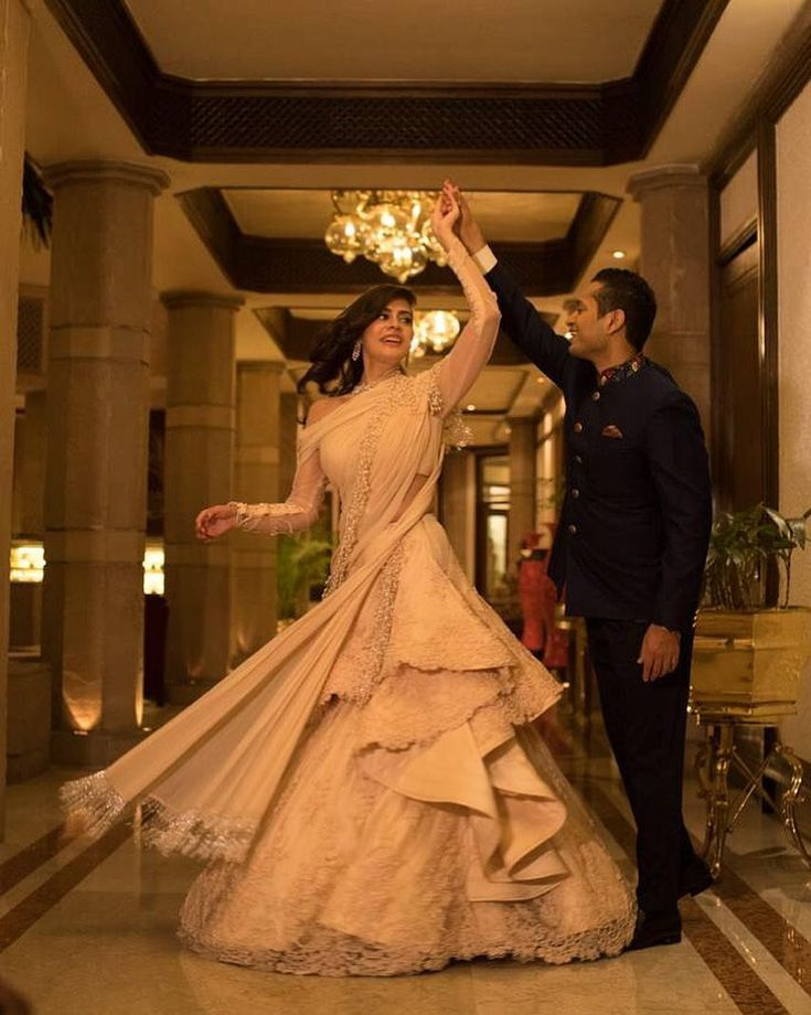 Our Favourite Brides in Glamorous Wedding Outfits by Gaurav Gupta