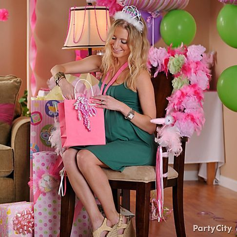 Baby Shower Decorations For Girls | Baby Shower Decorating Ideas - Party City