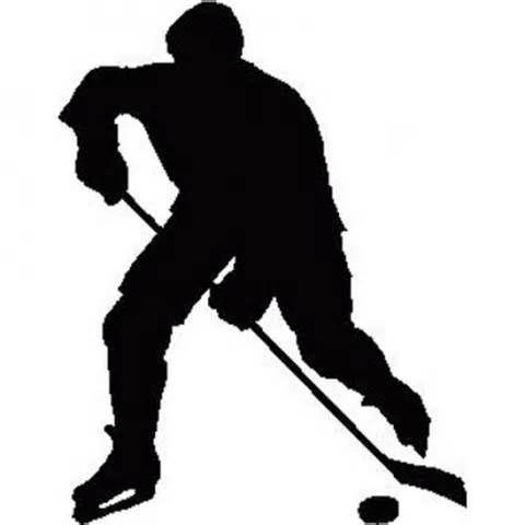 hockey players silhouettes - Yahoo Search Results A grrrrrreat little guy is celebrating Big BDah #10 -- Happy Birthday Owen -- our hockey champ! ♥♥♥