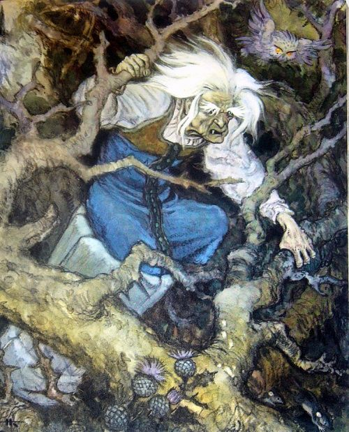 Художник-иллюстратор Николай Кочергин (361 работ)