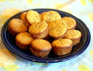 Mariette se gesondheidsbrood of -muffins