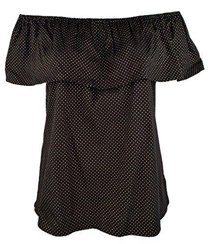 1a1a798404d Michael Michael Kors Women s Off-The-Shoulders Flounce top   ladies summer  blouses tops   Chic Fashion for women  summertops  cutetops